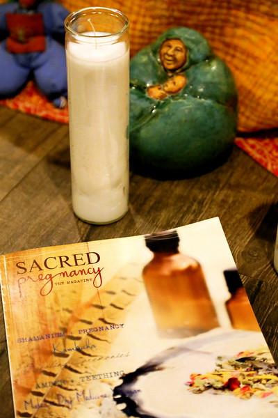 Sacred Pregnancy- Boulder