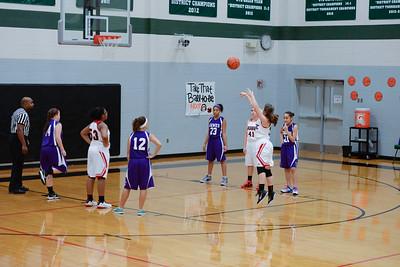 2014 Jobe 8th Girls Basketball