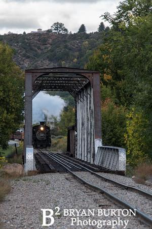 Durango & Silverton Narrow Gauge RR