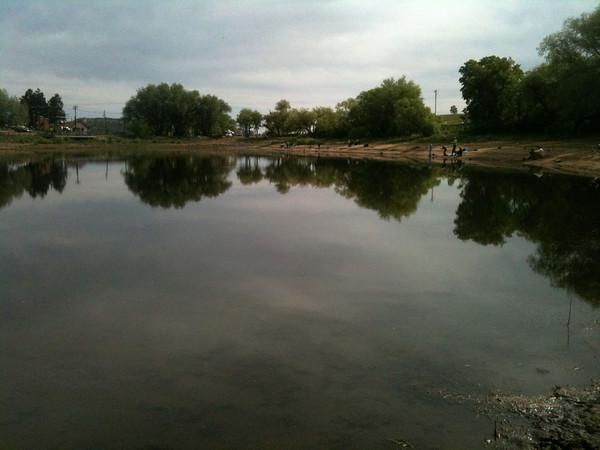 Palmer Lake rest stop