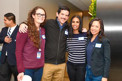 Employee Volunteer Recognition Event 2019