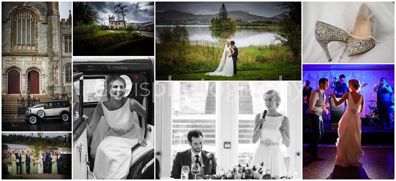 Solis Lough Eske Castle Wedding - Ali + Gregg