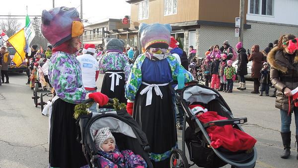 46th Annual Santa Claus Parade 2015