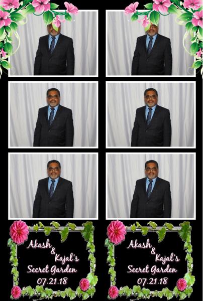Akash & Kajal's Secret Garden (07/21/18)