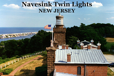 Twin Lights of Navesink, New Jersey