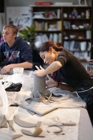 2015 Ceramics with Lily Hotchkiss by Rachel Godbe