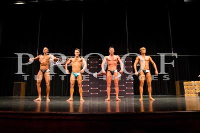 Men's Novice Bodybuilding