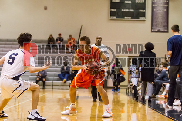 Boys Varsity Basketball #23 - 2016