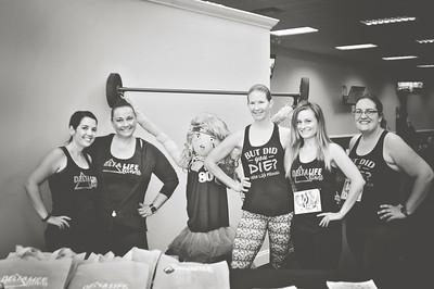Delta Life Fitness October 2017