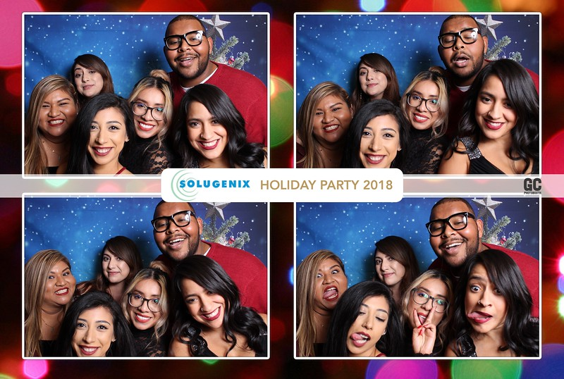 12-15-18 Solugenix Holiday Party