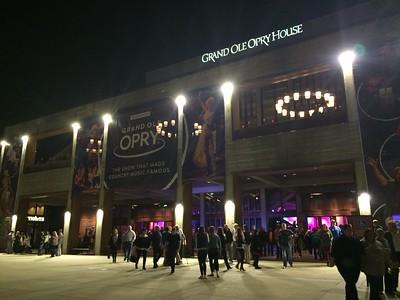 Grand Ole' Opry