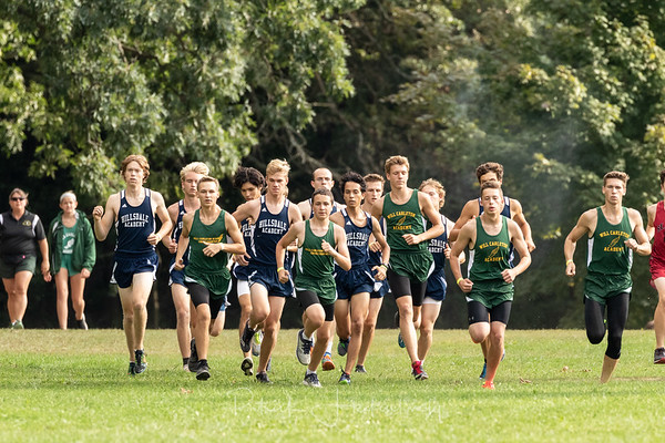 2018-09-12 Hillsdale Academy Cross Country at Jackson