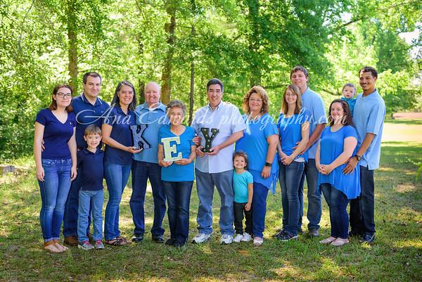 The Key family  |  Worth County, Georgia