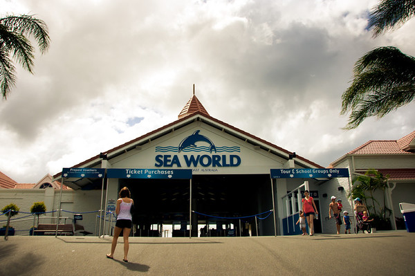 Sea World, Queensland, Australia