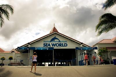 Sea World, Queensland, Australia