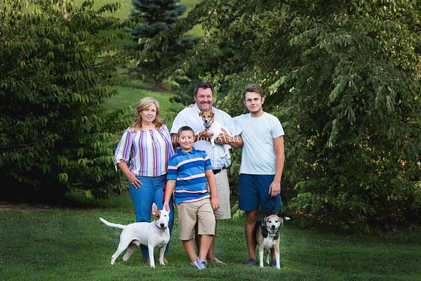 The Dietz Family 7.17.2018