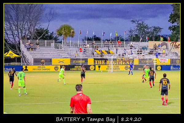 TOUR THE NEW HOME OF THE CHARLESTON BATTERY