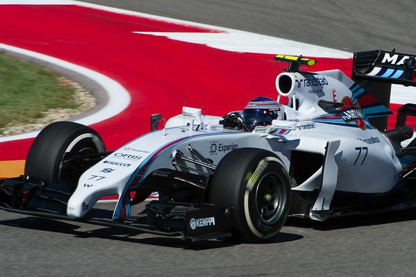 Austin  F1 GP - COTA 2014