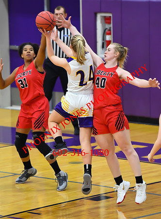 12-3-19 - Sunrise Mountain v Liberty - Girls Basketball