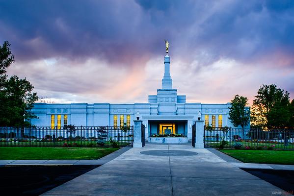 Medford LDS Temple