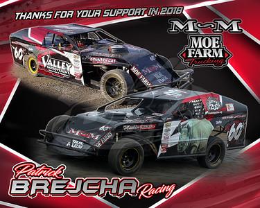 Patrick Brejcha Sponsors