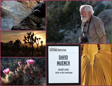 David Muench Desert Light Workshop - PSPF 2014