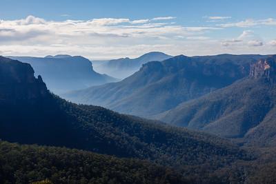 Blue Mountains National Park - Australia