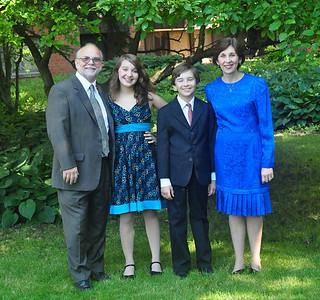 J&C Wedding - Buzz's family