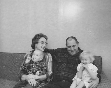 1963 Family Photos