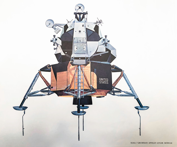 Grumman's Lunar Module