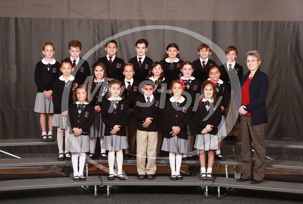 Rolling Hills Catholic School Class Photos (2015-16)