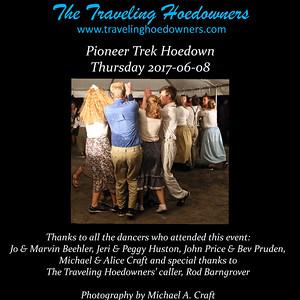2017-06-08 Pioneer Hoedown