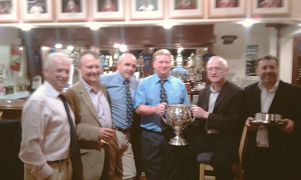 Lorcan Sherlock Golf Win