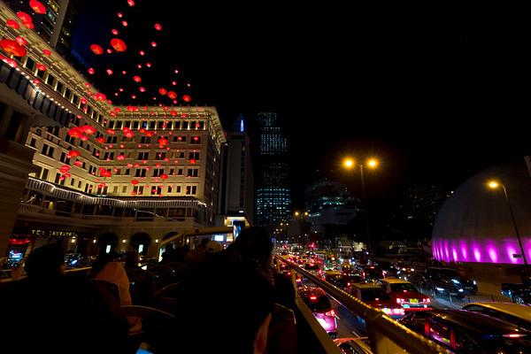 HONG KONG, Vol. IV: BIG BUS NIGHT TOUR AND WALK THROUGH KOWLOON