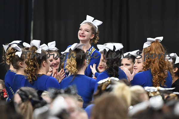 State Cheerleading Morning Section 3