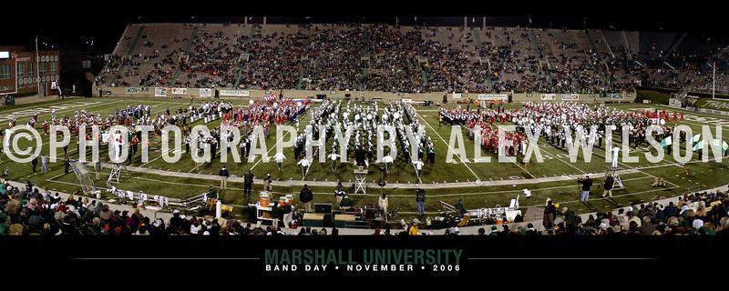 2006 Band Day Panoramic