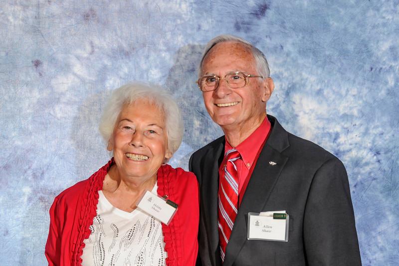 Hilda and Alan Shaw