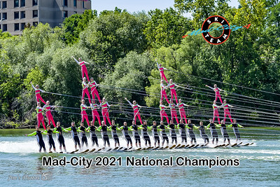 Waterski - Mad-City - Nationals - Aug 14, 2021 (236 Images)