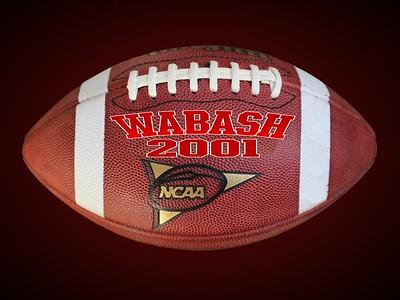 2001 Wabash College Football