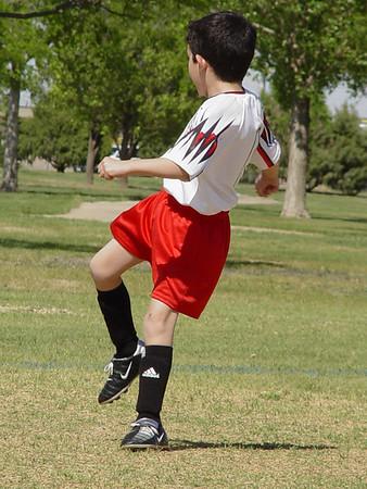 Symon's Soccer Spring 2006