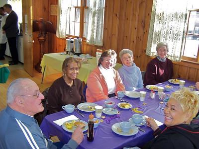 St. Luke's Shrove Sunday 2006
