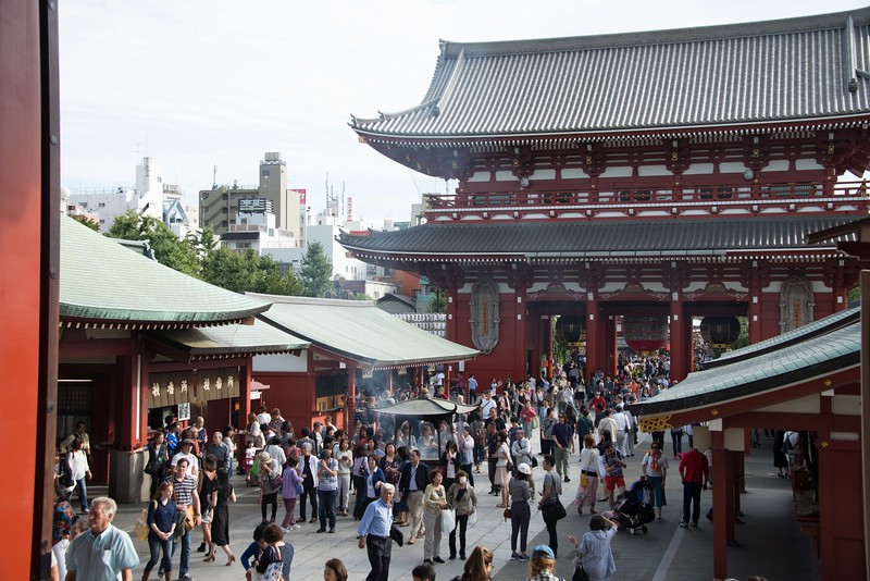 Sensoji Buddhist Temple-7669