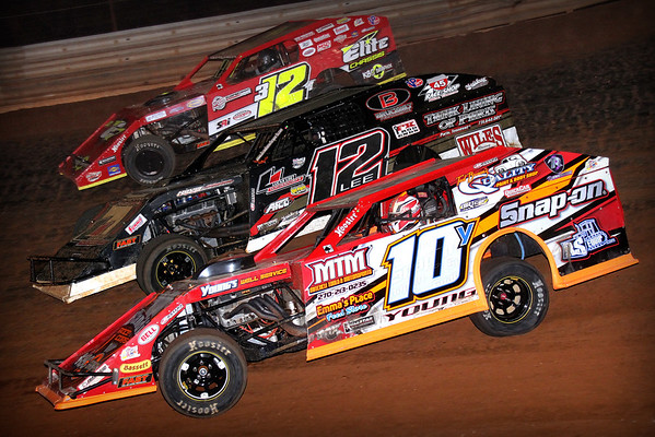Tazewell Speedway; Summit Racing Equipment American Modified Series 7-2-16