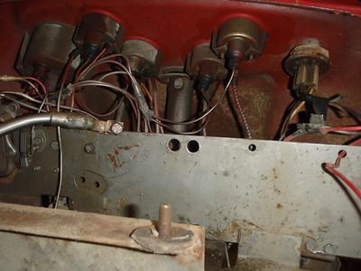 1974 Massey Ferguson 135