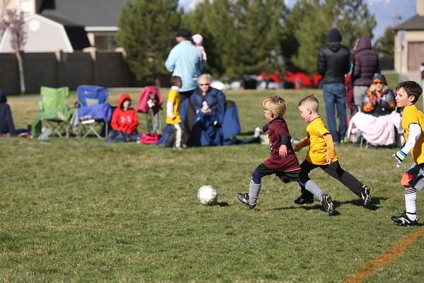 Beckam Soccer