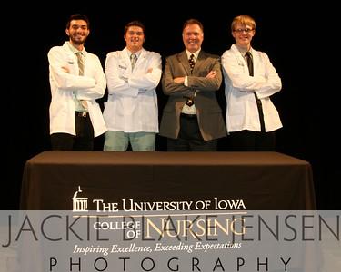 8/19/16 UI College of Nursing White Coat Ceremony