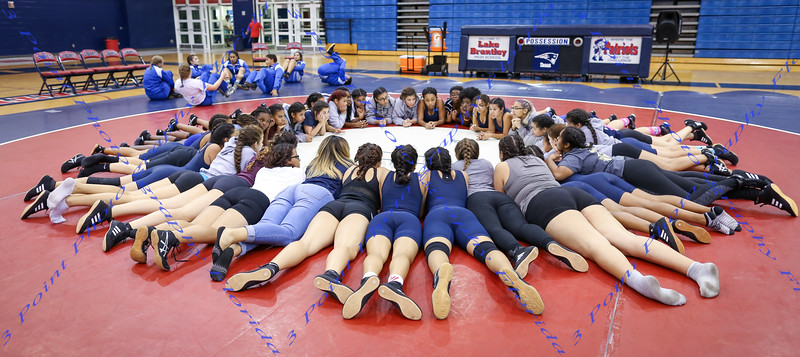 LBHS Girls vs. Lyman and University (Orlando) December 7, 2016 HOME