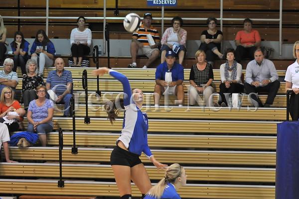 09-25-14 Sports Wapak @ DHS V-Ball