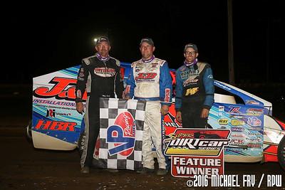 Sharon Speedway - 7/21/16 - Michael Fry