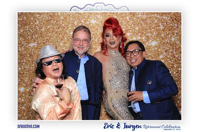 Eric & Jurgen Retirement Party - January 27, 2019